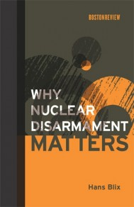 Why Nuclear Disarmament Matters