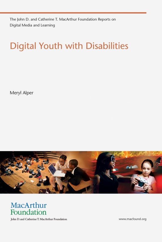 Digital Youth with Disabilities