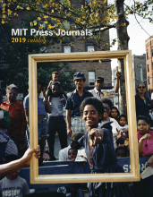 MIT Press Journals Spring 2019